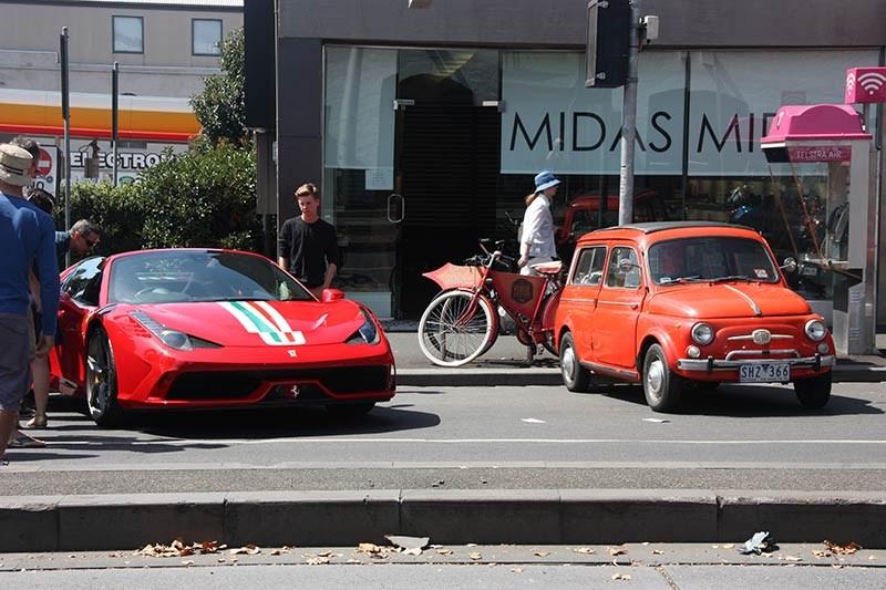Italian Auto Icons