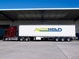 Frieghter will show off its AutoHold model at the Brisbane Truck Show.