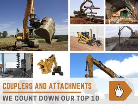 Couplers and attachments