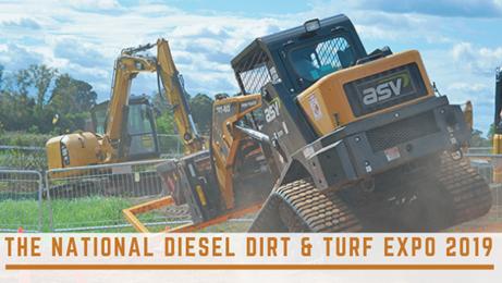 The National Diesel Dirt & Turf Expo 2019