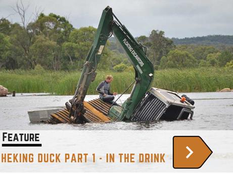 Heking Duck part 1