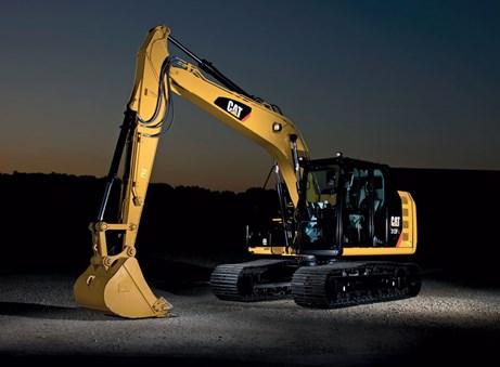 Cat-313F-excavator