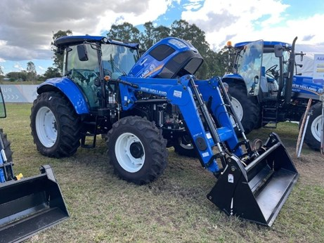 The New Holland 90s EC