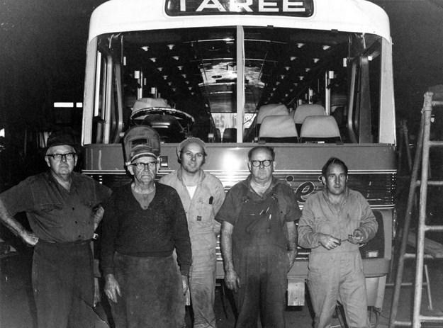 IMG_078 (Last Watt Bros bus built at Woolloongabba - Jim Watt, Jack Watt, Barrie Watt, Sheriff Watt and Roy Suitor).jpeg