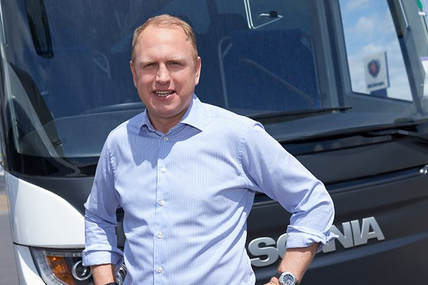 Low res Scania CEO Henrik Henriksson in Australia March 2019 DSC_0751 2.jpg