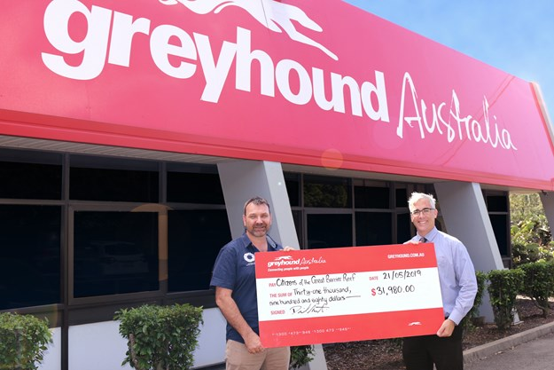 Greyhound cheque presentation (Andy Ridley, CEO Citizens GBR and Daniel Smith, General Manager Sales _ Marketing).jpg