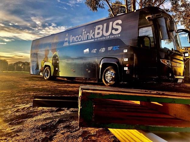 Incolink Bus outside.jpg