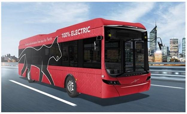 Volvo e-bus PTA red.JPG