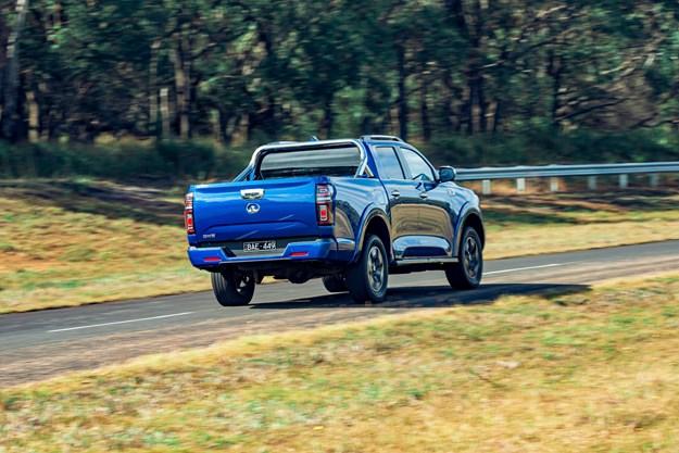 GWM_Ute_Cannon_road_handling_rear.jpg