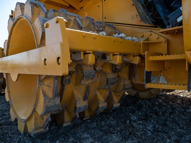 Pacific Cameron compactors product feature