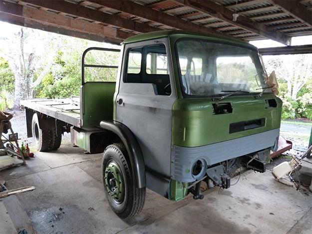 Ford D750 Restoration