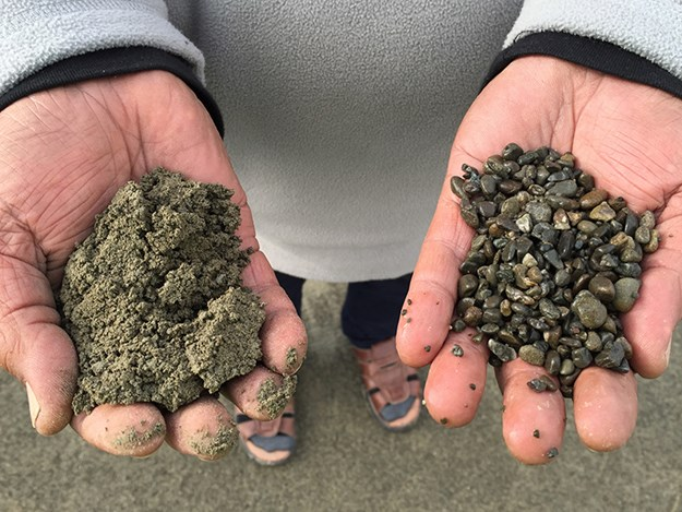 VSIs can be a great way of reducing unsaleable pea metal