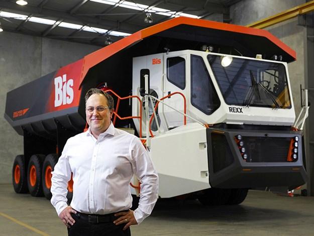 Bis-Rexx-mining-truck