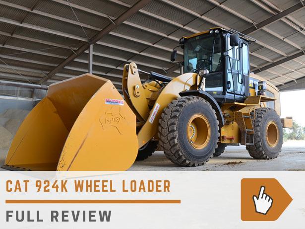 Cat 924K wheel loader