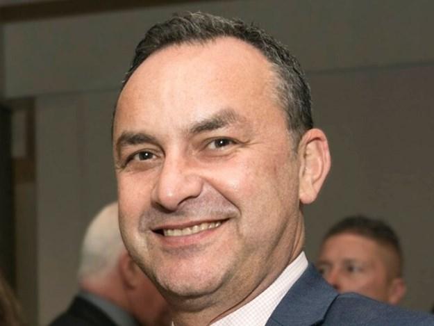 Tony Raggio, Dematic AGVs general manager