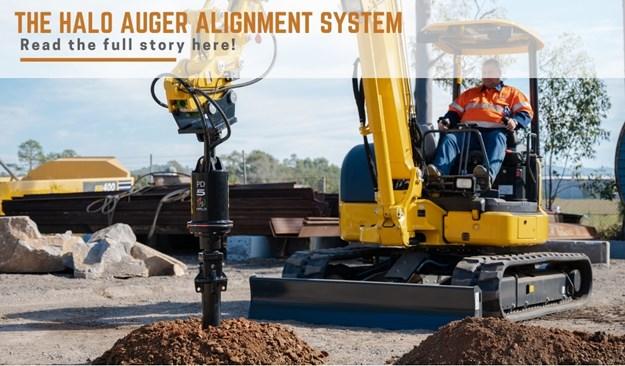 Digga Australia Halo Alignment Systems