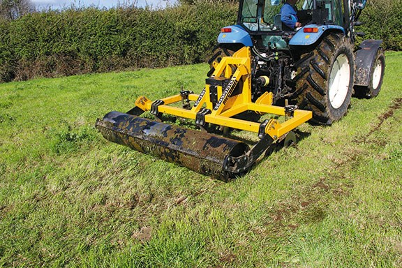 : About 97hp and 6km is comfortable enough to achieve more than 1.5ha per hour