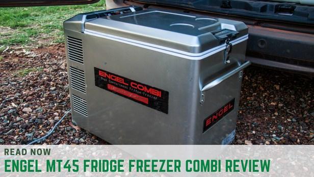 Engel MT45 Fridge Freezer Combi