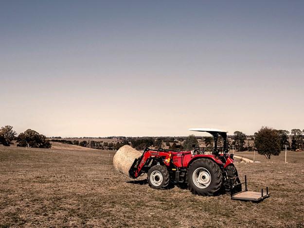 The Farmall JXM brings a new dimension to the Farmall range in Australia and New Zealand