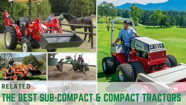 best compact tractors