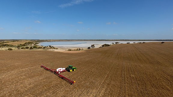 The Croplands WEEDit
