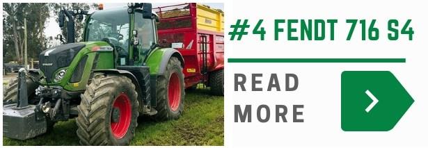 Fendt 716 S4 Vario review | Best CVT tractors