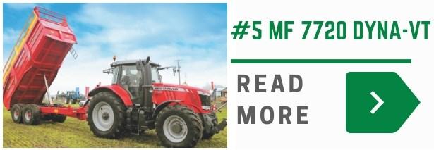 Massey Ferguson 7720 Dyna-VT review | Best CVT tractors
