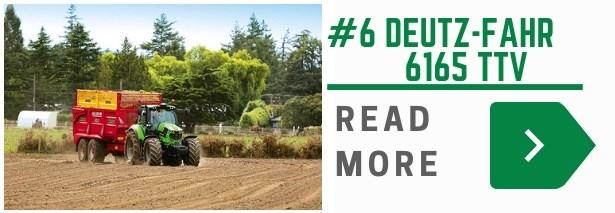 Deutz-Fahr 6165 review | Best CVT tractors
