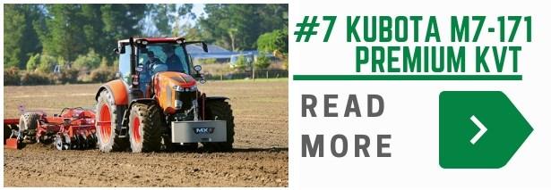 Kubota M7-171 Premium KVT review | Best CVT tractors