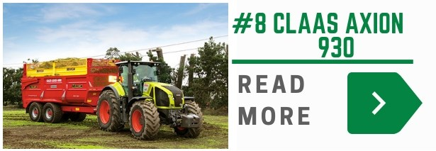 Claas Axion 930 review | Best CVT tractors