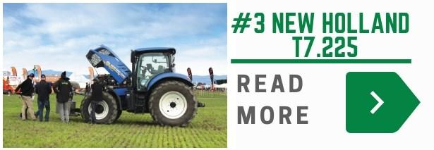 New Holland T7.225 review | Best CVT tractors
