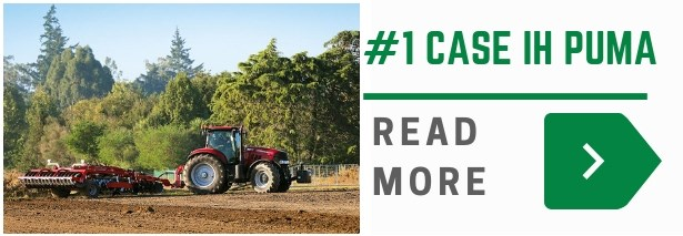 Case IH Puma 240 - Best CVT tractors