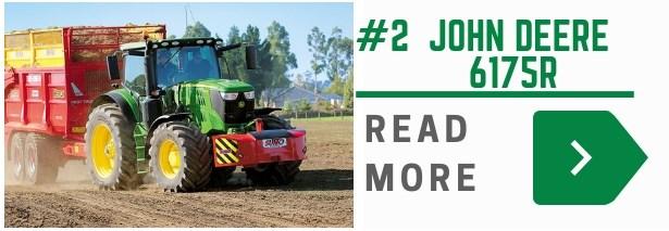 John Deere 6175R review | Best CVT tractors