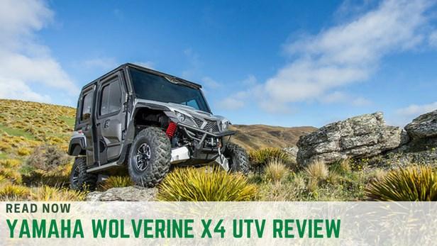 yamaha wolverine atv review