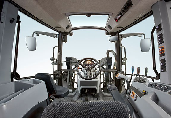 A new Valtra instrument panel is on the way