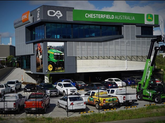 Chesterfield Australia dealership in Loganholme