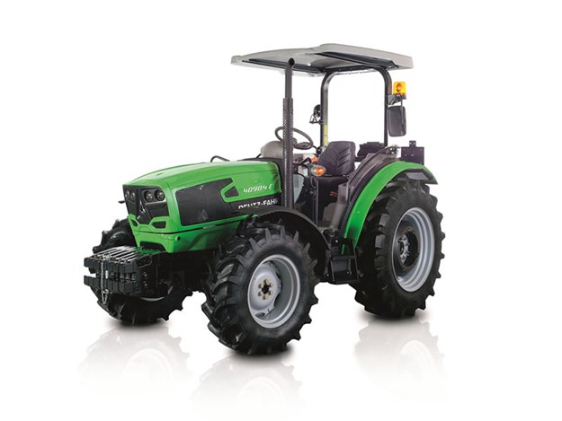 The 85hp 4090.4E ROPS model is one of two new models in the range