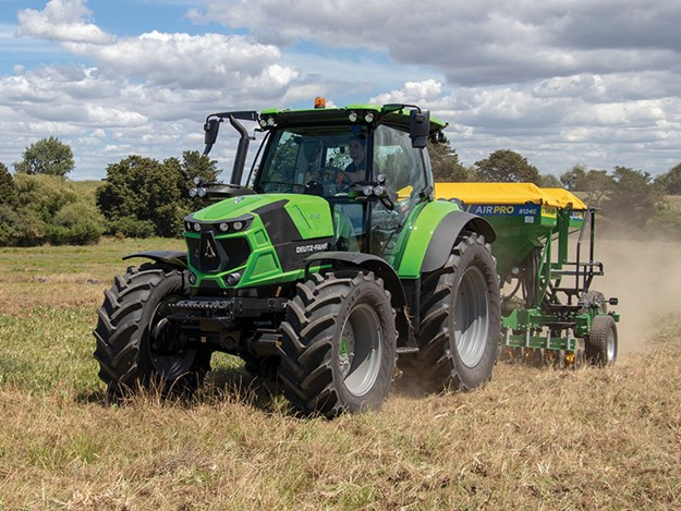 Cassowary Coast Regional Council purchased two Deutz-Fahr Powershift 6130 tractors