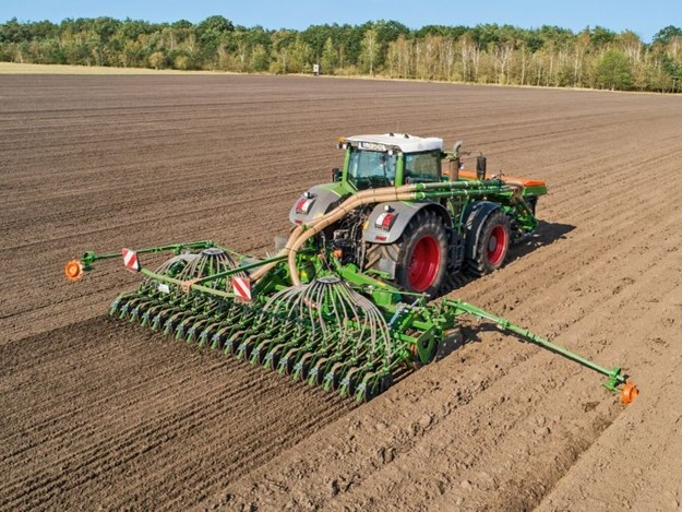 Amazone has released a new flagship model for its high-performance Avant seed drill range.