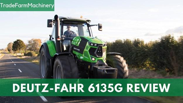 Deutz-Fahr 6135G tractor review
