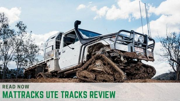 REVIEW: MATTRACKS UTE TRACKS | FULL TEST