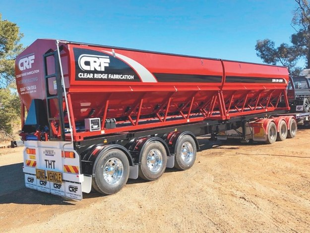 Up to 12m Supa Tube available, for CRF's 42,000 litre supa bin design