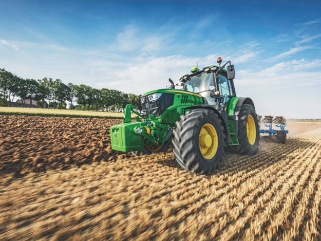 The new 6M tractors from John Deere