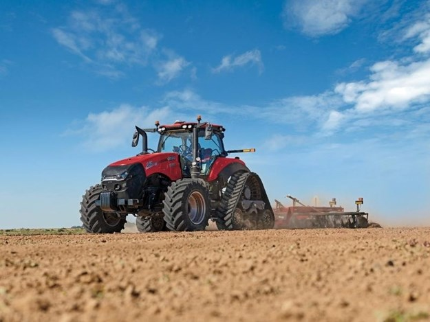 The New Case IH AFS Connect Magnum