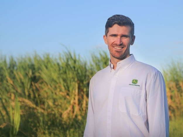 John Deere Australia and New Zealand, Precision Agriculture Manager Benji Blevin