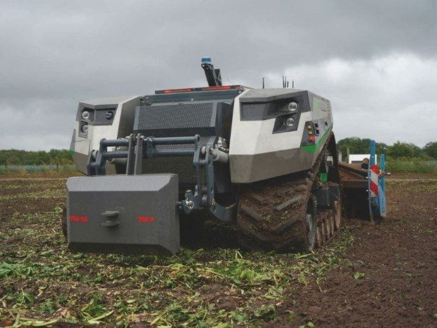 CLAAS cooperates with start-up AgXeed and acquires minority shareholding