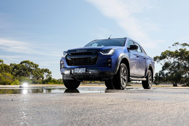 The New Isuzu Dmax has sold well since its release