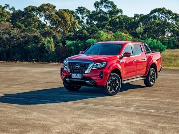 The latest Nissan Navara ute priced at $58,270