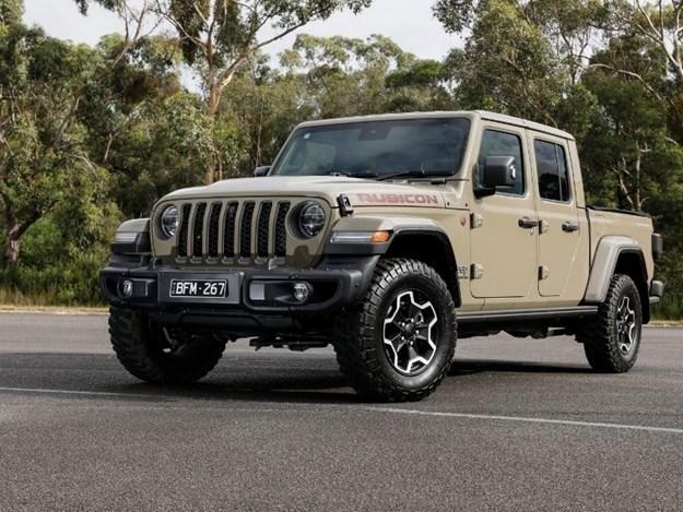 The Jeep Rubicon
