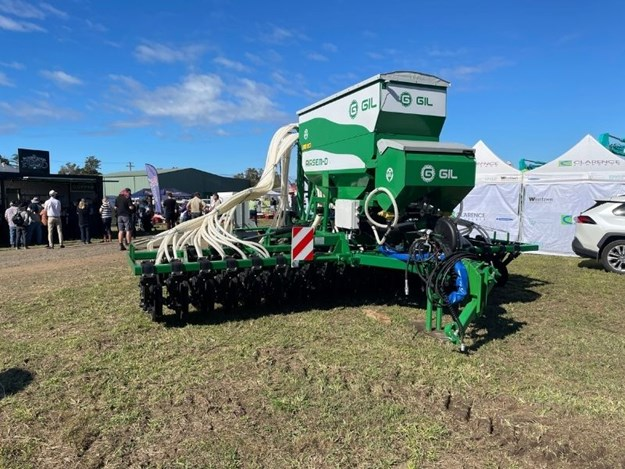 The GIL disco seeder is distributed though the Armour Group